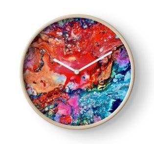 Horloge Red10